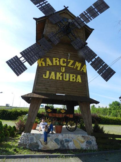 У Якуба, Польша