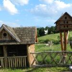 Голубятня в Словакии