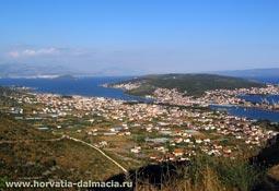 География Хорватии