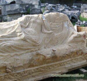 Солин. Гробница