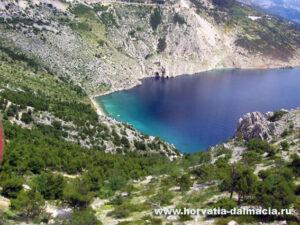 Вруля, Хорватия