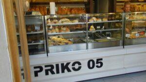 Пекарня в Хорватии