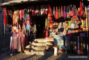 Базар в Мостаре, Босния.
