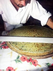 Сопарник - далматинский пирог